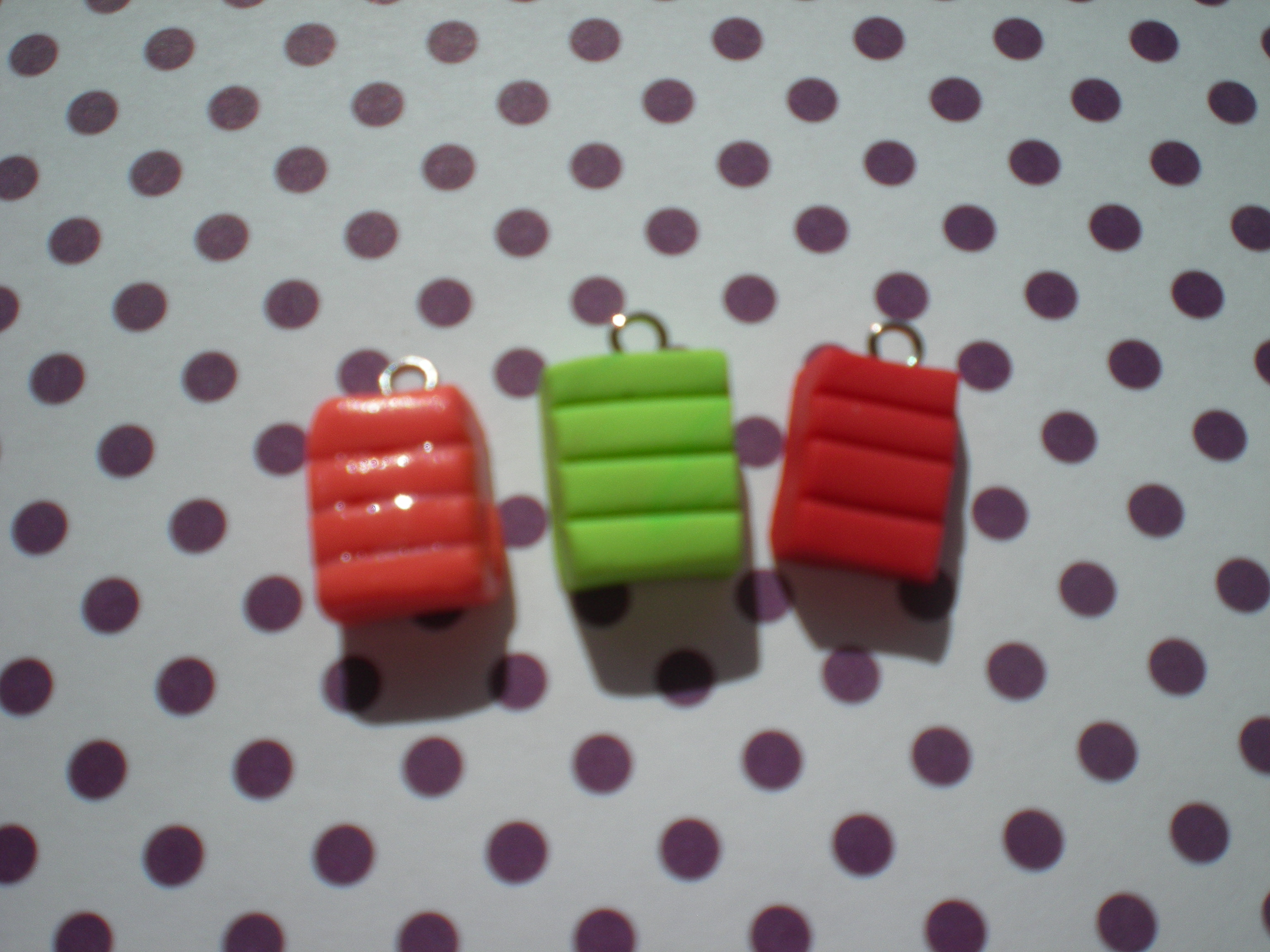 Sweet caroline 39 s charms for Cute things to make out of clay